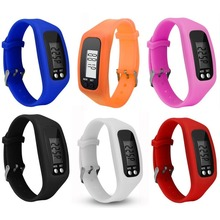 Smart Wristband Sport Wristband Health Watch Multifunction Smart Bracelet Pedometer Activity Tracker 5 Digit LED Display