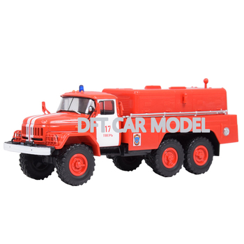 1:43 Scale Alloy Toy Fire Truck PNS-110(131) Model Of Children's Toy Cars Original Authorized Authentic Kids Toys