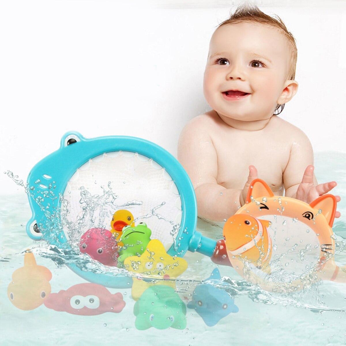 5Pcs Playing Water Children Kids Bathing Pool Tub nimals