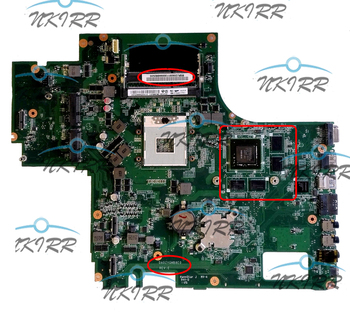 DA0ZYGMB8E0 ZYG MBRJ506001 MB.RJ506.001 GT540M N12P-GS-A1 1GB PGA947 DDR3 motherboard for ACER Aspire 8951 8951G