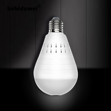 360 Graden LED Licht 960P Draadloze Panoramisch Home Surveillance Beveiliging WiFi CCTV Fisheye Bulb Lamp IP Camera Twee Manieren audio