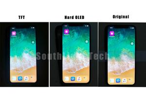 Image 2 - Klasa AAA + + + ekran OLED TFT LCD dla iPhone X XS XR 11 Pro Max OLED TFT wyświetlacz LCD ekran dotykowy Digitizer z dotykiem 3D