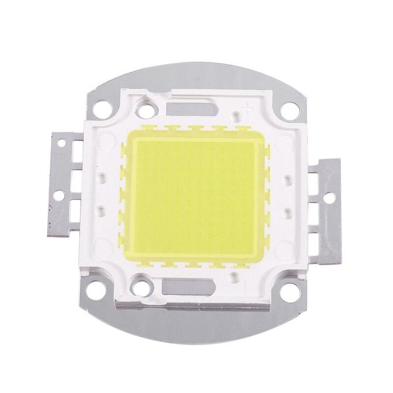 LED Chip 100W 7500LM White Light Bulb Lamp Spotlight High Power Integrated DIY