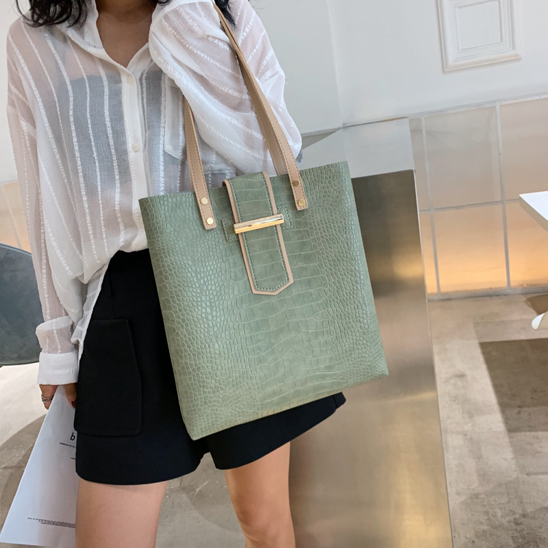 College Students Bag Large Capacity 2019 New One-shoulder Women Fashion Shopping Tote Bag