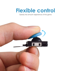 Image 4 - Data Frog 3D Analog Joycon Joystick Thumb Sticks for Nintend Switch NS Sensor Module Repair Tool for NS JoyCon Replacement