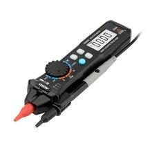 Wielofunkcyjny cyfrowy multimetr DM92A wyświetlacz LCD Multimetro Auto zakres True RMS Temp Tester pojemność woltomierz amperomierz
