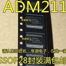 5 шт. ADM211 ADM211EA ADM211EARSZ SSOP28 футов RS-232 Интерфейс чип