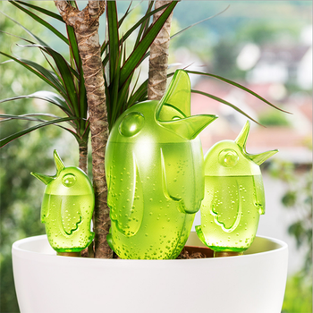 Garden Automatic Watering Tool Cute Birds Indoor Drip Irrigation Watering System Potted Plant Waterers Spike for Houseplant II 4 pcs adjustable automatic plant waterers drip irrigation plant waterer accessories water seepage device houseplant watering