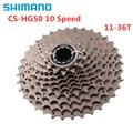 Скоростная кассета shimano M610  10 скоростей  Звездочка для горного велосипеда 11-36 T  маховик для маховика велосипеда