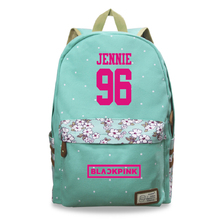 BLACKPINK School Backpack Lisa 97 Student Girl Bag Jane 96 New Casual High Quality Beautiful Women Travel Outdoor Backpack все цены