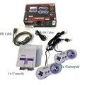 Классический Ручной игровой Ретро плеер SNES с выходом Super HD 2020 сохраняет игровую консоль со встроенными 21 играми и двумя геймпадами