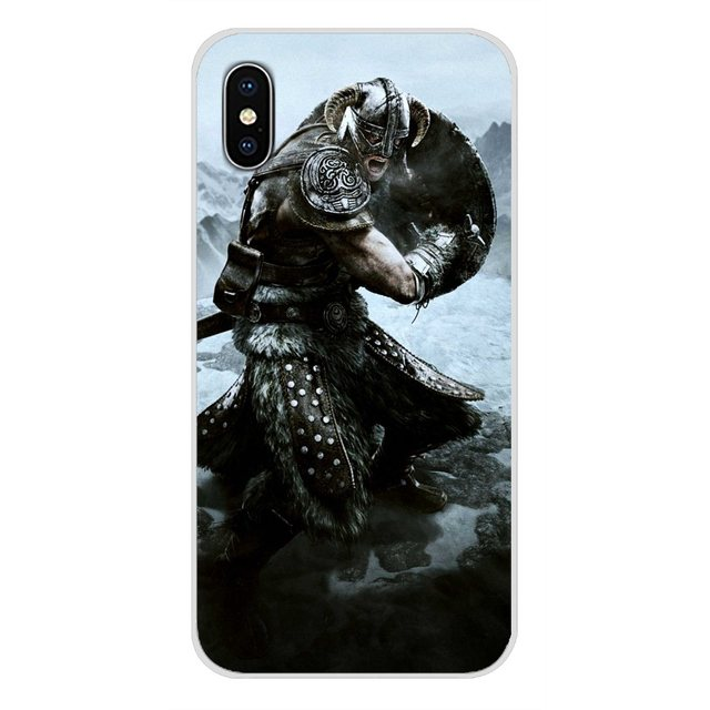For Huawei G7 G8 P8 P9 P10 P20 P30 Lite Mini Pro P Smart Plus 2017 2018 2019 Accessories Phone Shell Covers Skyrim