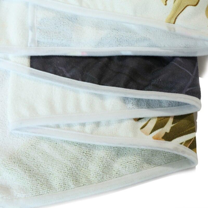 toalha com bolsos toalha de praia capas