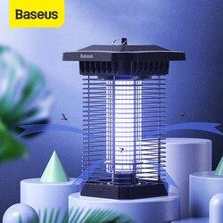 Светодиодный светильник Baseus для уничтожения комаров, 220 В, водонепроницаемый уличный светильник-ловушка для насекомых-вредителей, садовые ...