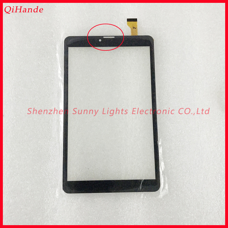 New 8 Inch 8'' Ips Touch GY-P8005A-04 For Child Tablet Digitizer Touch Screen Glass Sensor Touchscreen Size Is About 204*120mm