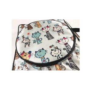 Image 3 - Moda bonito animal impressão desenho conjunto saco de arte a3 esboço almofada/desenho kit 8 k arte escola saco sacos de pintura para crianças esboço saco