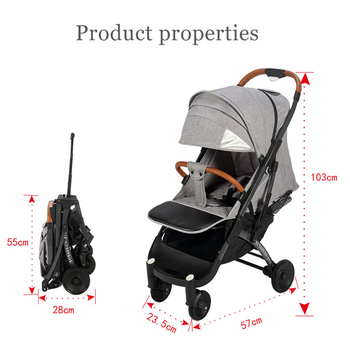 Baby accessories Baby stroller YOYAPLUS 3 New Design Yoya Plus strollerFoot Cover for Winter Lightweight Travel buggy