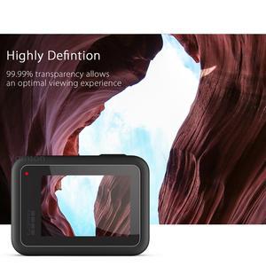Image 5 - Vamson pour GoPro Hero 8 noir Silicone étui de protection capuchon dobjectif LCD écran de protection anti poussière pour Gopro accessoires VP653
