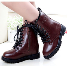 Kids Shoes Children Fashion Boots Toddler Boots Boys Winter Boots Mid Calf Boots Waterproof Boots for Child