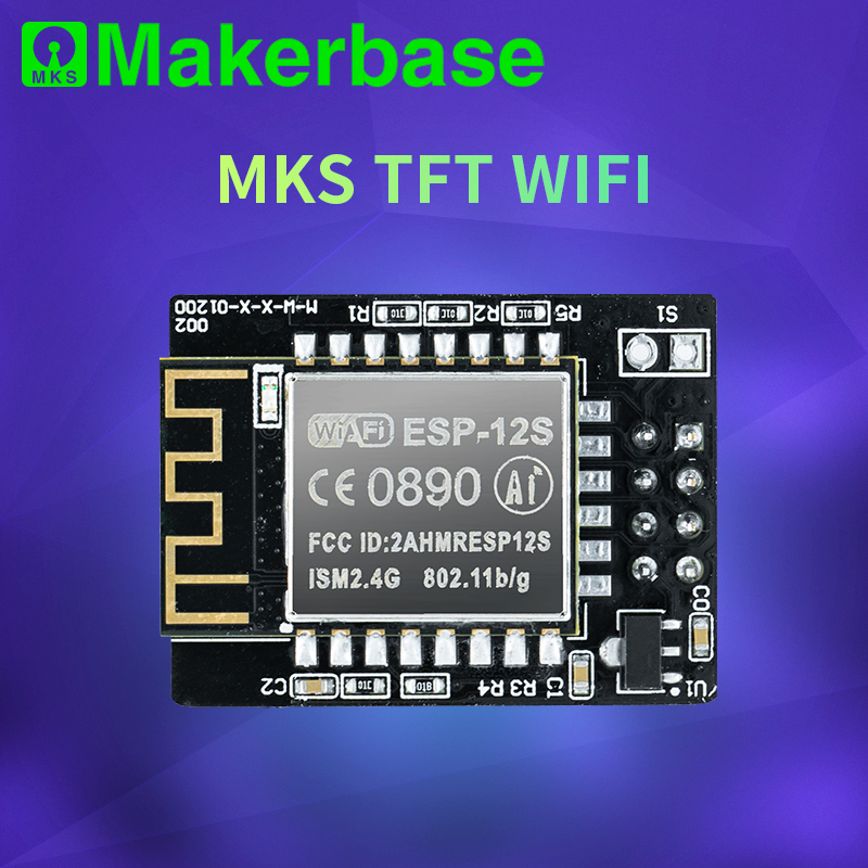 Makerbase MKS TFT WIFI APP 3D printer wireless router ESP8266 WIFI module remote control for MKS TFT touch screen
