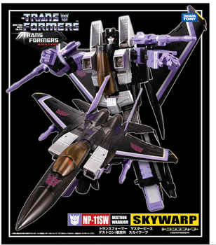 TAKARA TOMY, nueva transformación, Kubianbao MP11T Thundercracker MP11SW skyurset, figura de acción