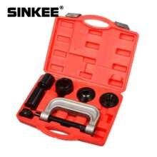 4-em-1 jogo de ferramentas de serviço comum bola c quadro imprensa 2wd & 4wd veículos caminhão freio âncora pino removedor instalador sk1151