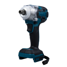 Tool Impact Wrench Electric Rechargeable 1/2 Socket Cordless Wrench Power Tool For Makita