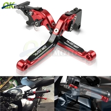 цена на Motorcycle Extendable Foldable Aluminum Handle Brake Clutch Lever For Honda cbr1000RR CBR1000RR CBR1000rr RR 2008-2018 2009 2010