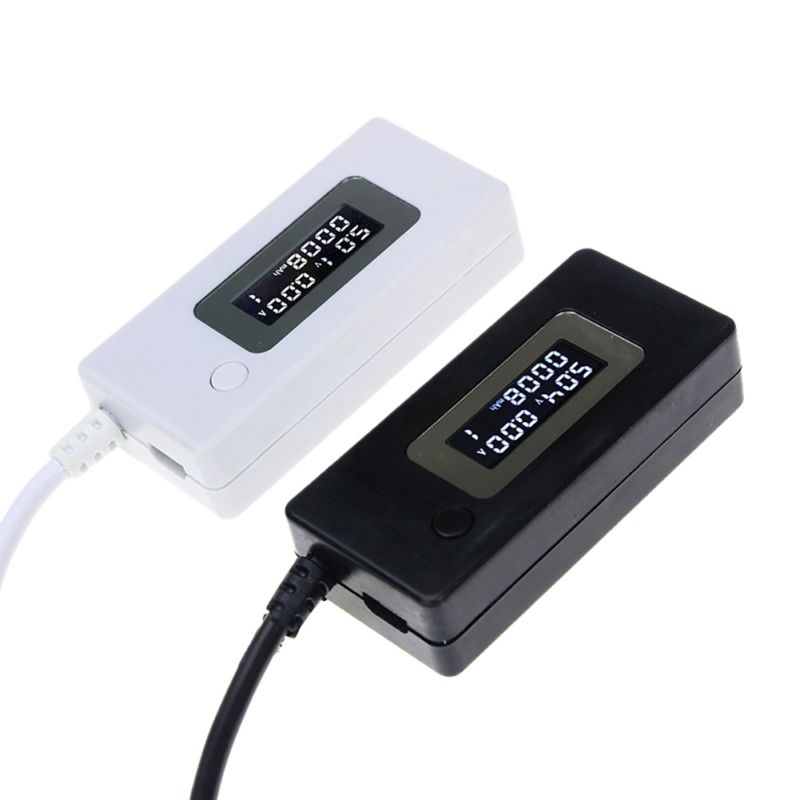 Ultimate Deal™Meter-Detector Current-Tester Lcd-Screen Battery-Capacity-Voltage Power-Bank Usb-Charger