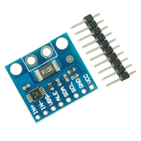 1PCS INA226 High or Low-Side Measurement Bi-Directional Current and Power Monitor