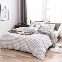 cotton comforter bedding set bed cover Queen King nordic duvet cover set Bedclothes Quilt Cover Pillowcase Home Textile