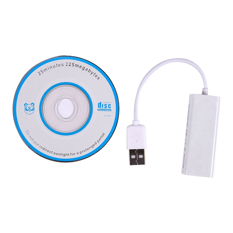 USB 2 0 to RJ45 LAN Ethernet Network Adapter For font b Apple b font Mac