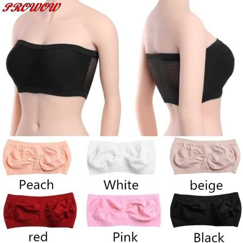 Gợi cảm Áo Lót Ngực Cho Áo Ngực Đúc Áo Bralette Đẩy Lên Áo Vest Không Dây BH Quây Quần Lót Tự Do Áo Ngực Bralette Thoải Mái