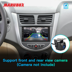 Image 3 - Marubox 7インチPX6アンドロイド10.0ユニバーサル2 dinナビゲーショントヨタ1024*600 ipsスクリーン、gps、ラジオ6686、bluetooth