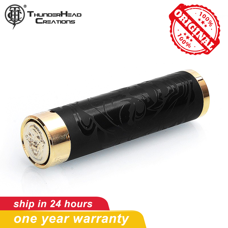 Original THC Tauren Limited Edition Fujin 24 Mod Fit 18650 Battery Electronic Cigarettes Vape Mod
