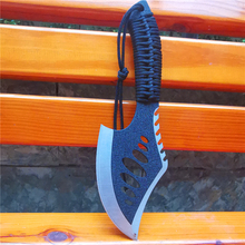 Camping Survival Hand-Tools Axes Hunting-Pocket-Knives Fire-Axe Machete Army Outdoor