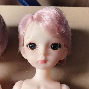 Шарнирная кукла 30 см. 6