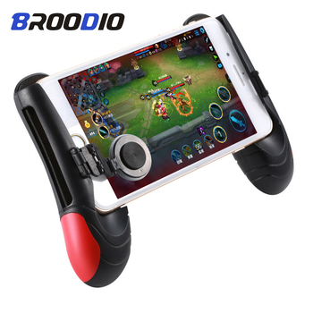 Pubg Mobile Gamepad Controller For Smartphone Game Triggers Gaming Handle Joystick IPhone Android pad