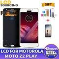ЖК-дисплей AMOLED для Motorola Moto Z2 Play с дигитайзером, 5,5 дюйма