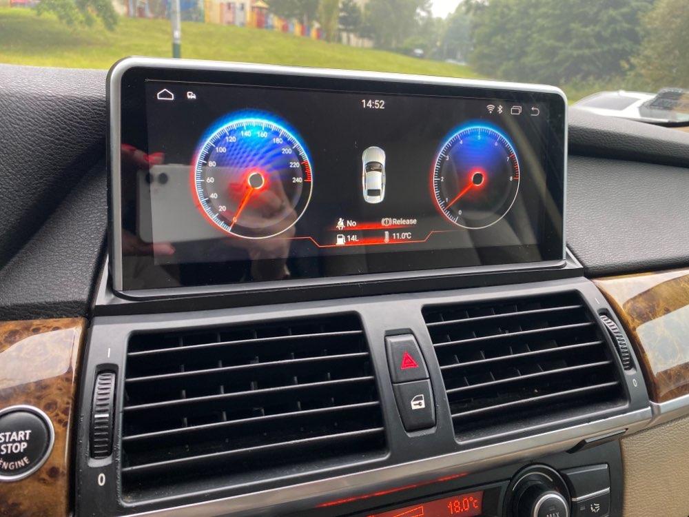 navigatie android bmw e70 x5 CIC caraudiomarket craiova