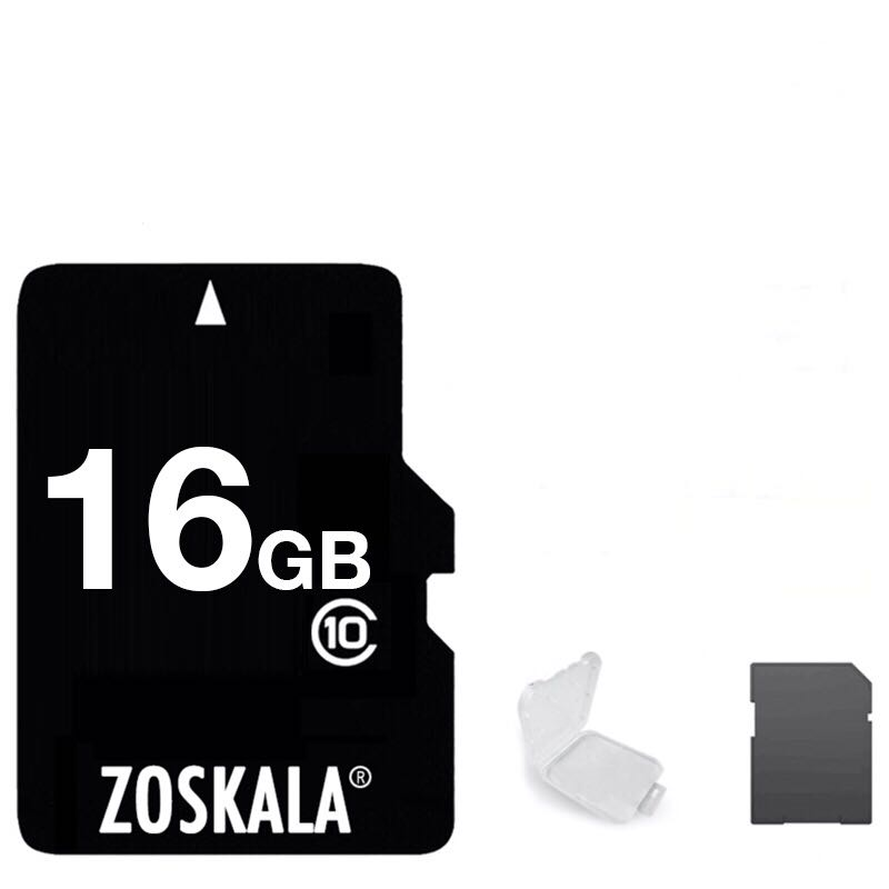 H2testw Check OK 100 Genuine Real Full Capacity 32GB 16GB TF Memory Micro SD Card Class10
