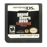 DS jeu cartouche Console carte Grand Thef Auto Chinatown Wars USA Version langue anglaise pour Nintendo DS 3DS 2DS