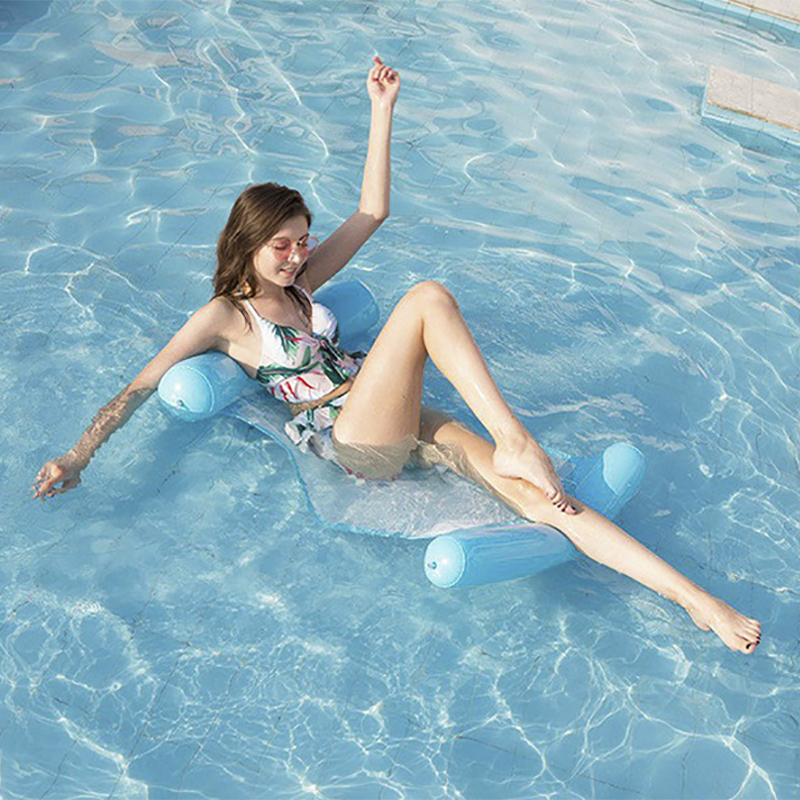 Clearance Sale┘Lounge-Bed Inflatable-Pool Chair Water for Kids Adults 120--75cm Float-Toy Swimming-Party-Toys
