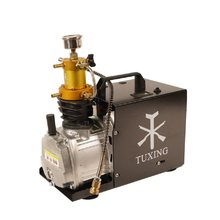TUXING TXES031 4500Psi 300Bar 30Mpa Electric PCP Air Compressor High Pressure Air Pump Pneumatic Airgun Scuba Rifle PCP Inflator