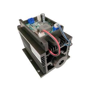 Image 2 - Лазерная головка высокой мощности 15 Вт, лазерная гравировальная машина ЧПУ детали синий модуль принтер TTL гравировка резки для металла фанеры diy