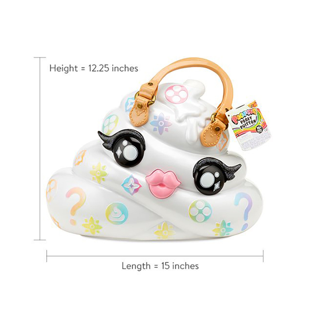 Poopsie Slime Surprise Pooey Puitton Purse with 35 Magic Surprises Clay Diy Fidget Toys Birthday Surprise Series Gift 2