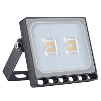 10 ワット高輝度防水庭の装飾壁マウント風景経路超薄型 Led 芝生投光照明屋外 Spotlamp -