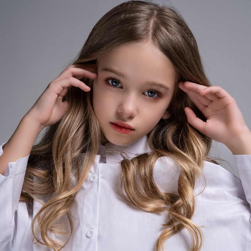 2020 della Molla di Nuovo Stile Dei Bambini Bianco Della Camicia Ragazzo Grande Genitore-bambino di Corrispondenza Vestito Inghilterra Bianco Magliette e camicette Gli Uomini E Le Donne bambini Englan