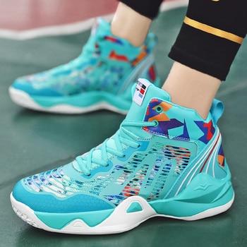 Nuevo calzado de baloncesto de marca para Hombre y mujer, calzado deportivo...