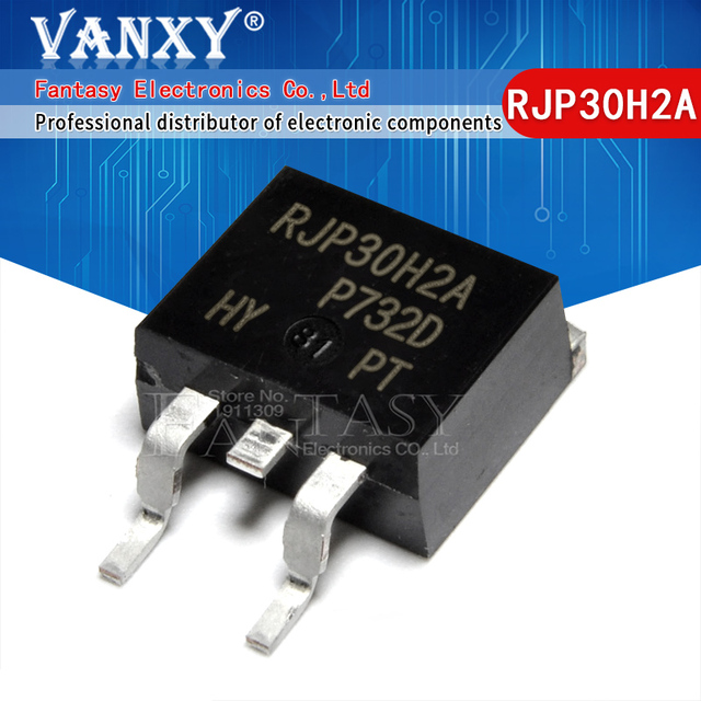 10Pcs RJP30H2A TO 263 RJP30H2 TO263